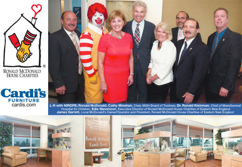 Ronald McDonald House Mass General